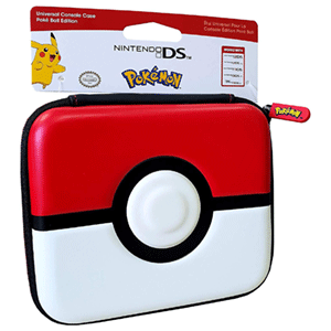 Bolsa de Transporte PDP Pokeball Edition New2DS/2DSXL-New3DS/3DSXL