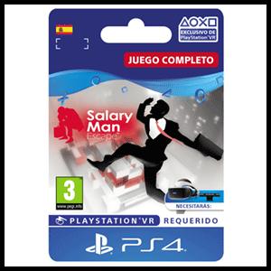 Salary Man Escape VR PS4