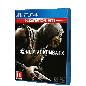 Mortal Kombat X PS Hits