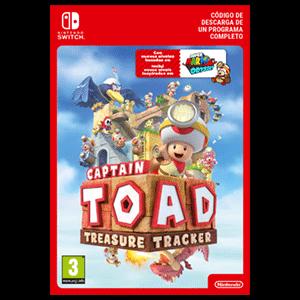 Captain Toad Treasure Tracker NSW