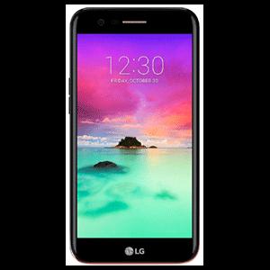LG K10 (2017) Negro Libre