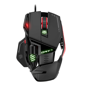 Mad Catz RAT8 Optical Gaming Mouse