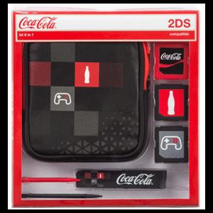 Kit 8 Accesorios 2DS Coca-Cola