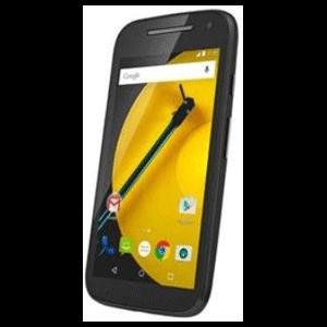 Motorola Moto E 4G (2ªGen) Negro - Libre
