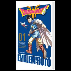 Dragon Quest XI - Manga