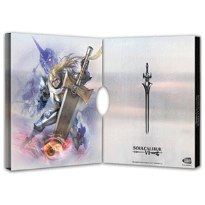Metal Slipcase Soul Calibur VI
