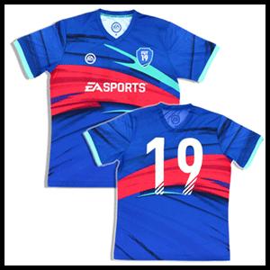 Camiseta Oficial FIFA 19 Talla XL