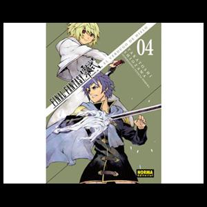 Final Fantasy Type-0: El Verdugo de Hielo nº 4