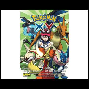 Pokémon X-Y nº 6