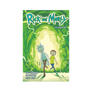 Rick y Morty nº 1
