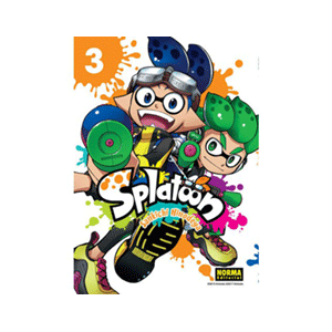 Splatoon nº 3