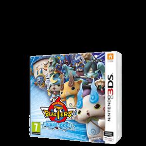Yo-Kai Watch Blasters - Escuadrón del Perro Blanco