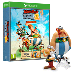 Asterix y Obelix XXL2 Limited Edition
