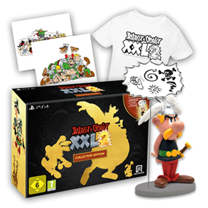 Asterix y Obelix XXL2 Collector Edition