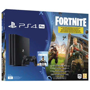 Playstation 4 Pro 1Tb + Fortnite Voucher