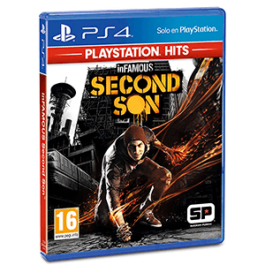 InFamous Second Son PS Hits