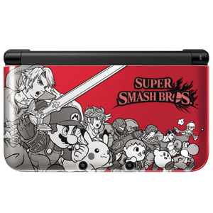 Nintendo 3DS XL Super Smash Bros