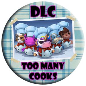 DLC To Many Cooks PS4