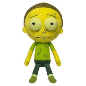 Peluche Rick y Morty: Morty