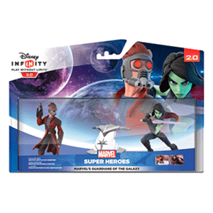 Disney Infinity 2.0 Marvel's Guardians Galaxy(EXPOSICIÓN)