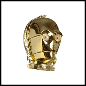 Casco Star Wars: C-3PO