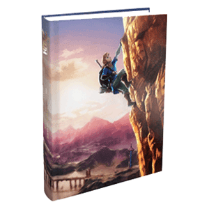 Guía The Legend of Zelda: Breath of the Wild Edic. Coleccionista