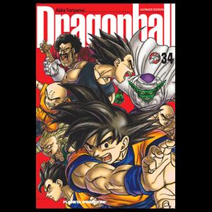 Dragon Ball nº 34