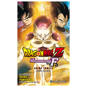 Dragon Ball Z Resurrección de Freezer