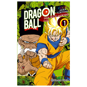 Dragon Ball Color Cell nº 01