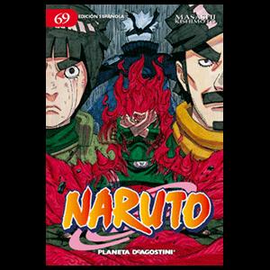 Naruto nº 69