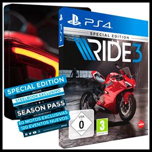 RIDE 3 Special Edition
