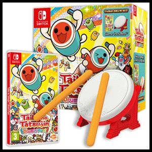 Taiko No Tatsujin: Drun`n Fun Pack Con Tambor