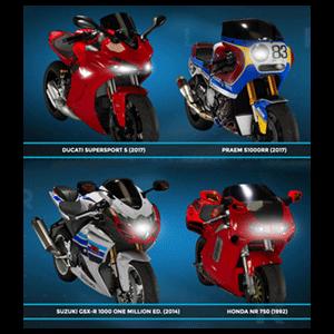 DLC Contenido extra Ride 3 PS4