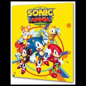 Sonic Mania Plus - Póster
