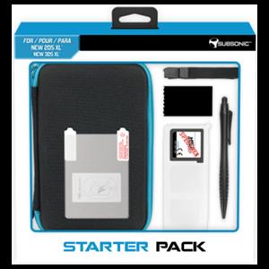 Starter Pack Subsonic New2DSXL/New3DSXL (REACONDICIONADO)