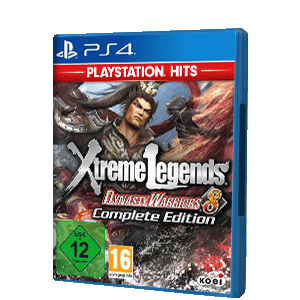 Dynasty Warriors 8 Xtreme Legends Complete PS Hits