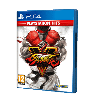Street Fighter V PS Hits
