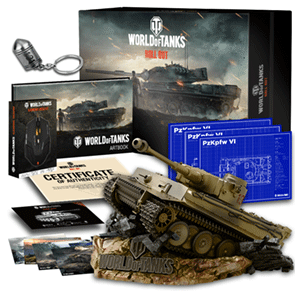 World Of Tanks Collector`s Edition