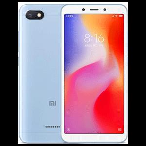 "Xiaomi Redmi 6 5,45"" 3GB+32GB 12Mpx Azul"