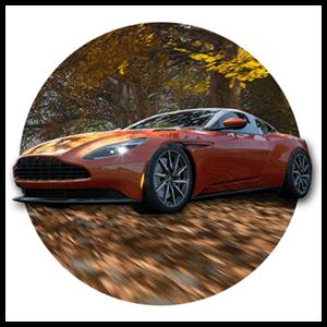 DLC Aston Martin Forza Horizon 4