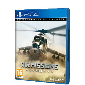 Airmissions Hind