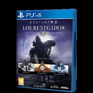 Destiny 2 Los Renegados - Colección Legendaria