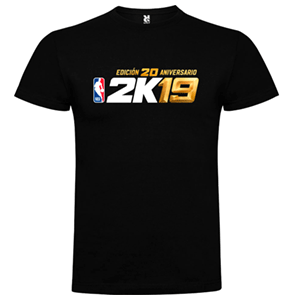 NBA 2K19 - Camiseta