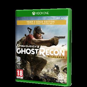 Ghost Recon Wildlands Year 2 Gold