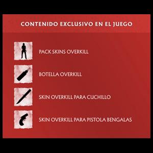DLC Contenido exclusivo Overkill WD XONE