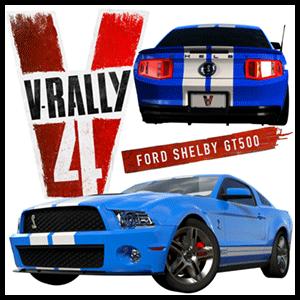 DLC Ford Shelby GT500 XONE
