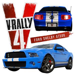 DLC Ford Shelby GT500 NSW