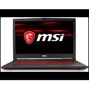 MSI GL73 8RC-020XES - i7-8750H - GTX 1050 4GB - 8GB - 1TB HDD + 256GB SSD - 17,3'' FHD - FreeDOS