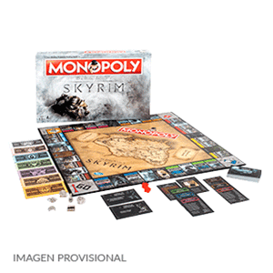 Monopoly The Elder Scrolls V: Skyrim (REACONDICIONADO)