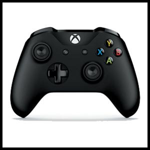 Controller Inalambrico Microsoft Negro Nottingham (REACONDICIONADO)